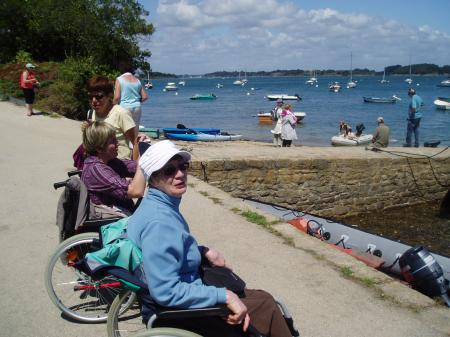 Du 30 juin au 7 juillet: Séjour à Saint-Gildas de Rhuys (2)